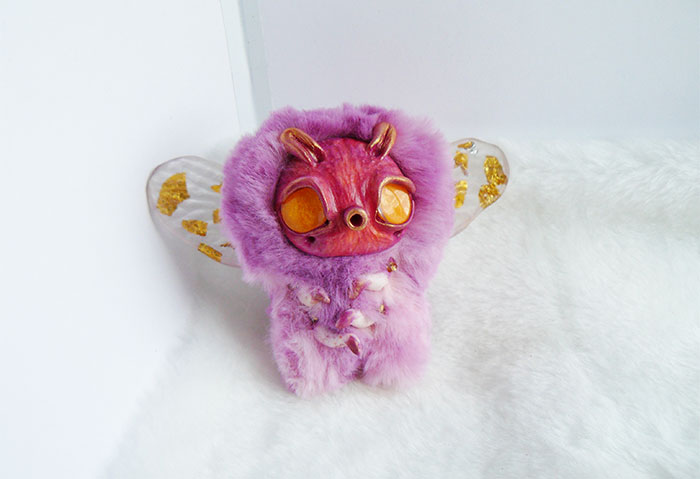 I Am A Beginner Toymaker, Here Are My 30 Creepy, But Cute Works