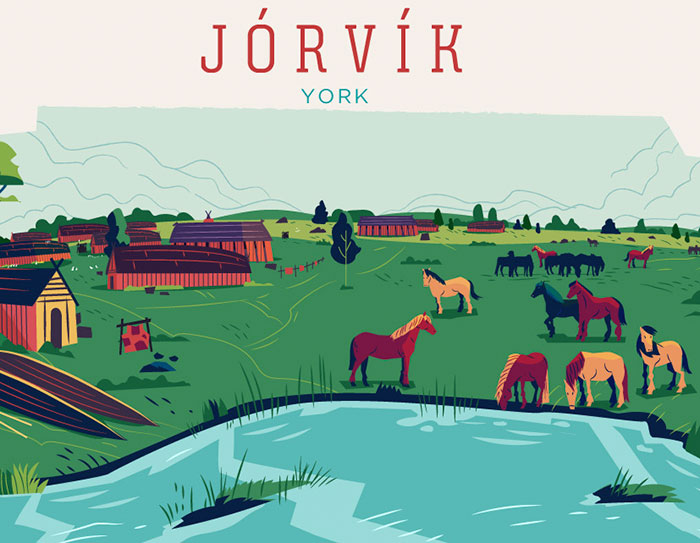 10 Northern UK City Names Explained And Illustrated