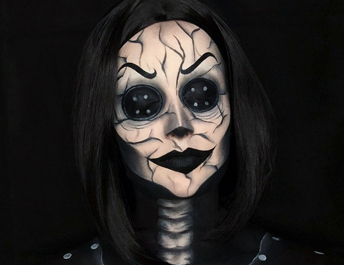 This Makeup Artist Can Turn Herself Into Anything (63 Pics)