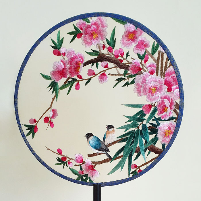 Here Are 20 Chinese Embroidery Works By Women Artists From Rural Communities That I Discovered