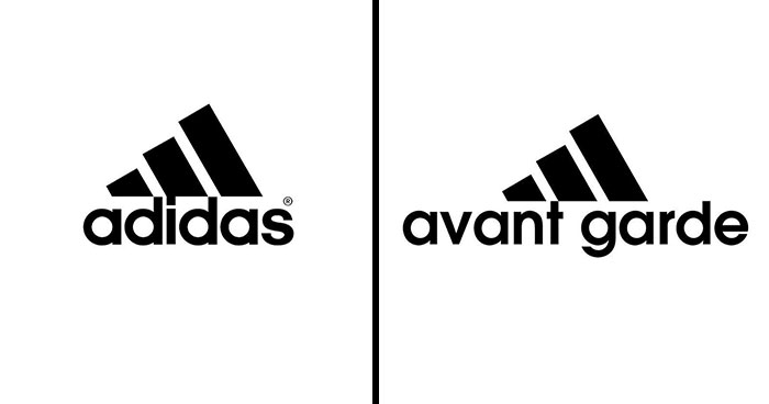 Artist Reveals What Fonts Were Used To Design Famous Logos (30 Pics)