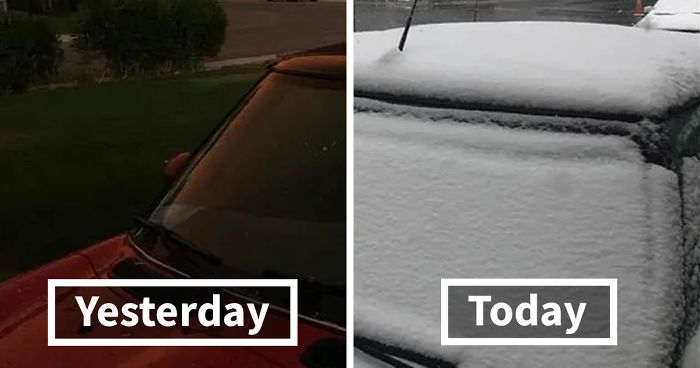 Snow Falls In Colorado Just 48 Hours After A Record Heatwave And It Proves Nothing Is Impossible In 2020
