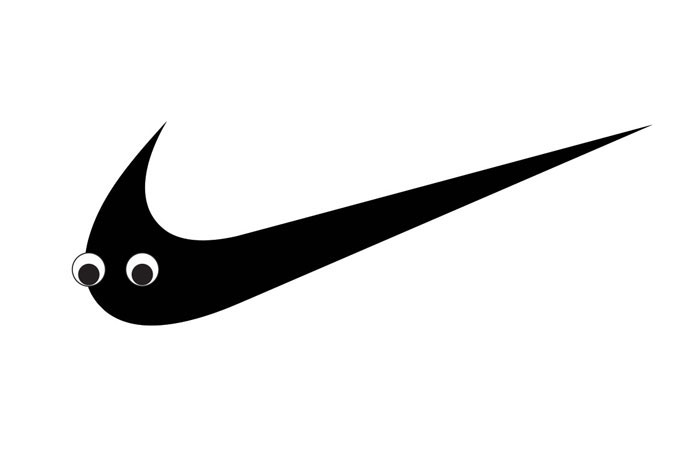 Logos Are Way Too Serious, So I Added Googly Eyes To Make Them Look More Goofy (36 Pics)