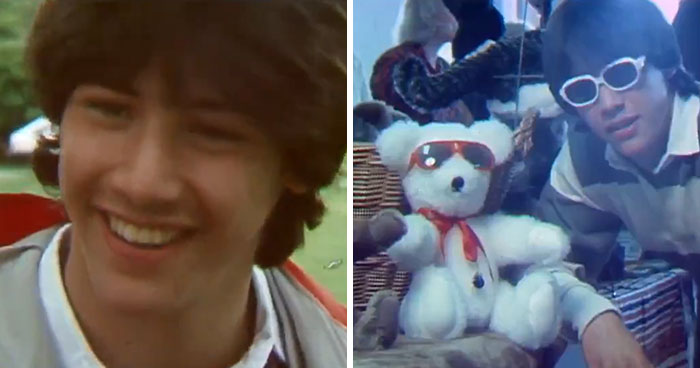 CBC Shares 1984 Video Of Keanu Reeves Reporting On Teddy Bears, The Internet Falls In Love With Him Even More