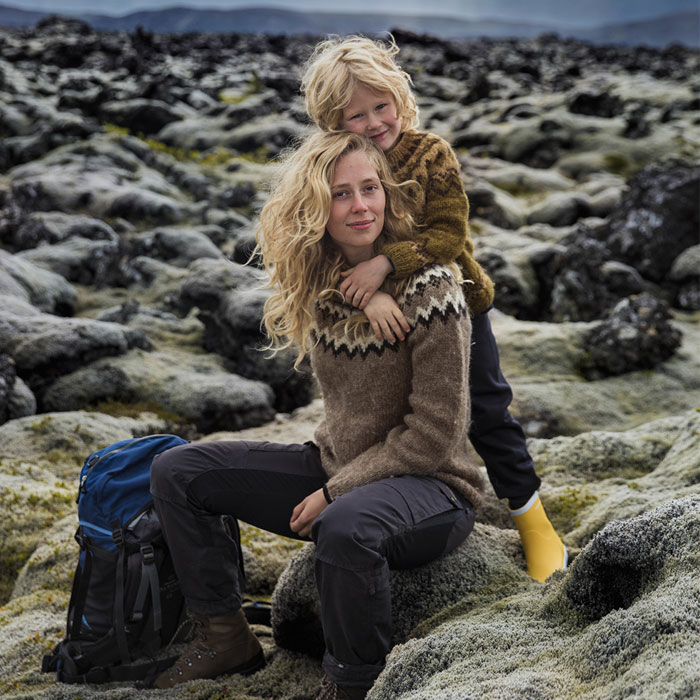 Romanian Photographer Captures The Sentimentality Of Motherhood In Different Countries