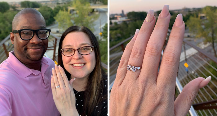 Woman Gets Engaged To The Man Who Suggested That She Should Look For Single Guys On Twitter