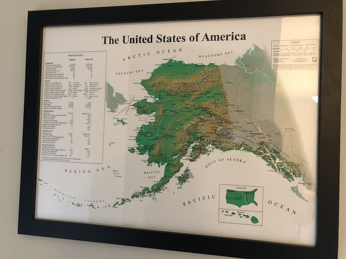 The United States Of America: Alaskan Perspective
