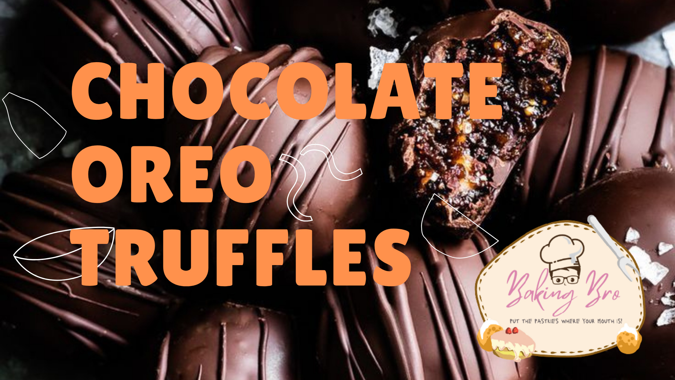 The Best Chocolate Oreo Truffles Recipe