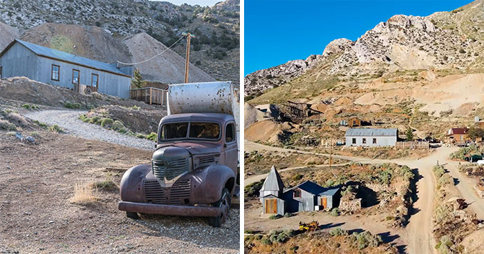 After Buying $1.4M Ghost Town, Man Gets Stuck There Due To The Pandemic For Over 6 Months