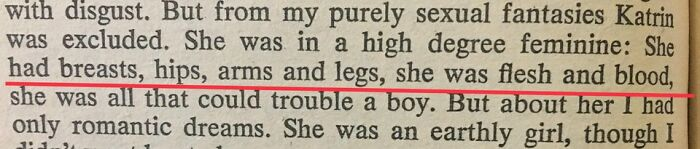 She Was Flesh And Blood, Not The 2D Woman He Was Used To Objectifying On Television, And For That She Was All The More Special (A Time On Earth, Vihelm Moberg)