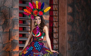 2020 Miss Mexico Contestants Compete In Traditional Outfits And They Are Amazing (32 Pics)