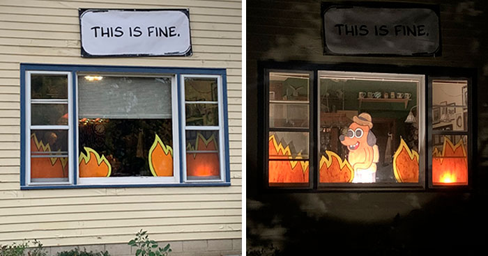 40 Halloween Decorations Of The Year 2020 That Are Both Funny And Frightening