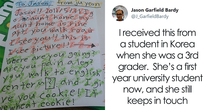 30 Stories Of Students Being The Most Precious Beings On The Face Of The Earth Shared By Teachers Of Twitter