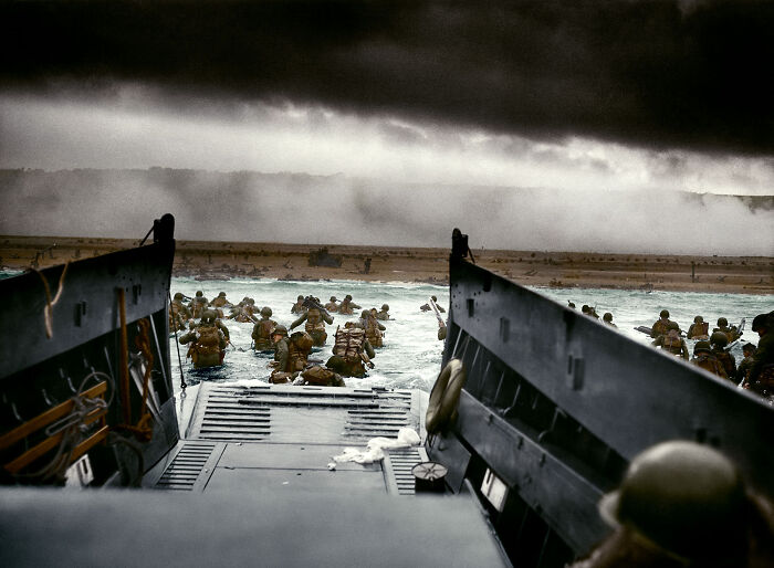Into The Jaws Of Death, 6th Of June, 1944