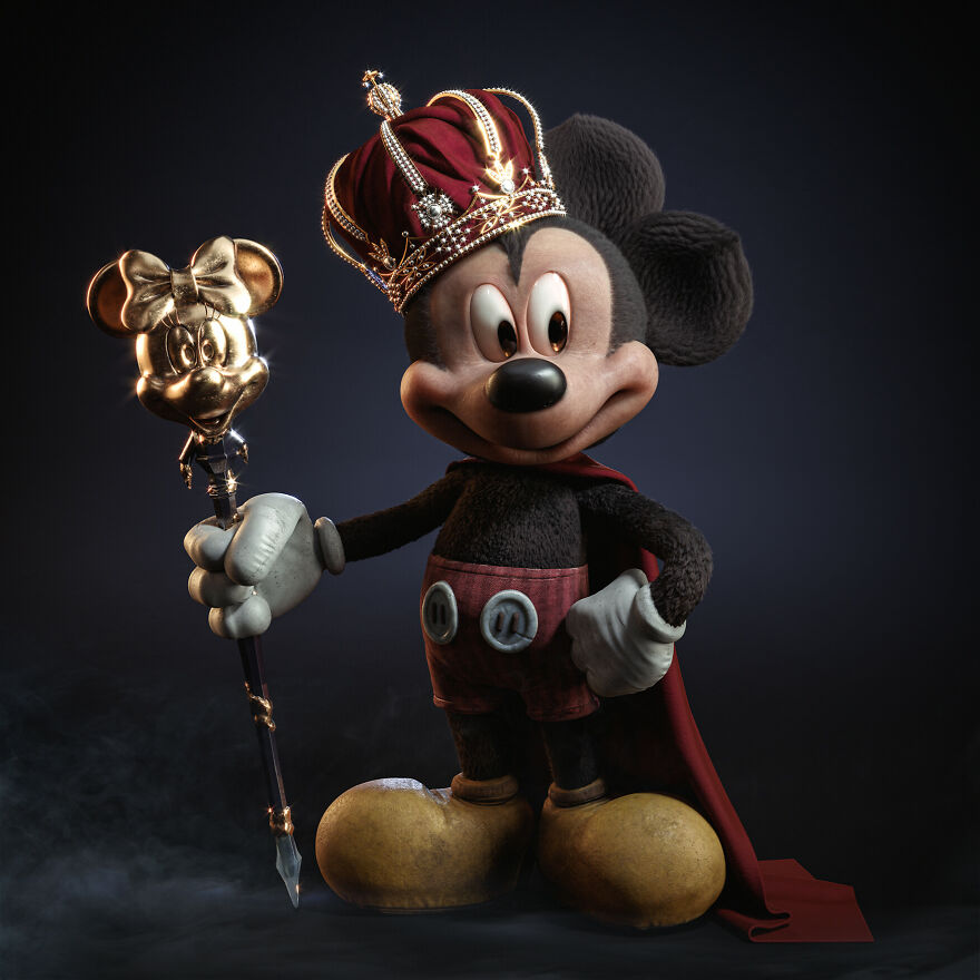 Mickey Mouse—The King Is Back