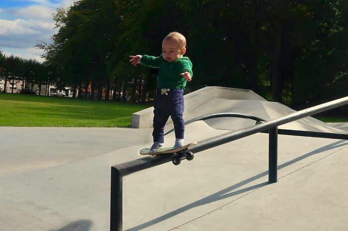 My First Skate Session Went Really Well!