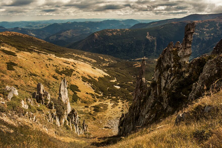 I Want To Show You The Essential Beauty Of The Ukrainian Carpathians With My Photos, Music And Videos.