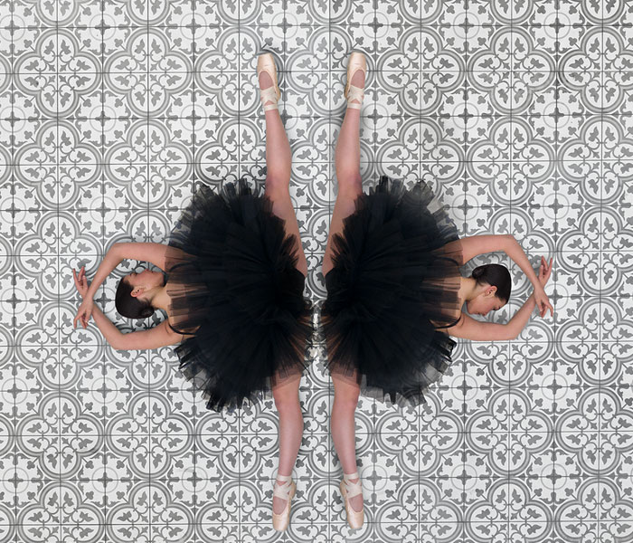 To Showcase The Beauty Of Ballet I Captured It From A Different Perspective (12 Pics)
