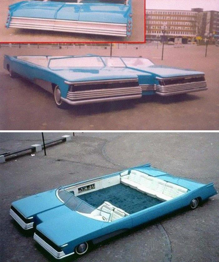 Jay Ohrberg's 'Double Wide' Limousine. Built By The Man Who Also Created The 'American Dream' Superlimo