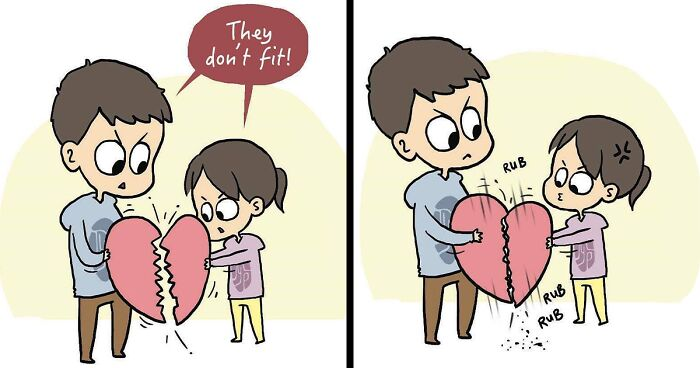 I Made These Comics About My Relationship And Most Couples Will Probably Relate (40 New Pics)