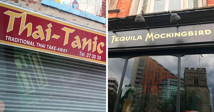 43 Times British People Just Couldn't Resist Putting That Pun In Their Business Name