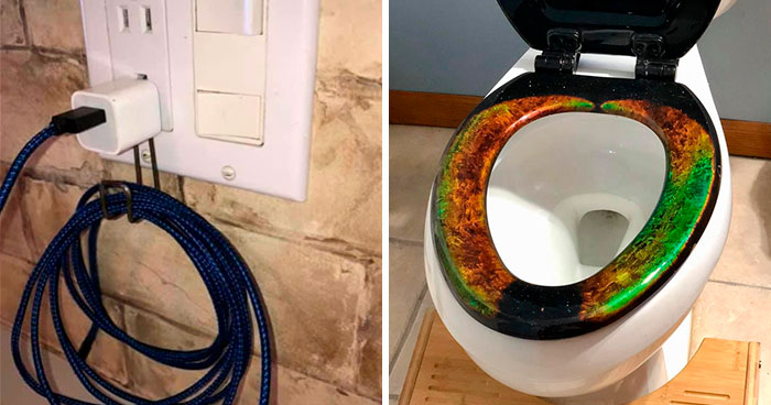 """50 """"DIY WHY"""" Projects That Probably Should Have Never Happened (New Pics)"""