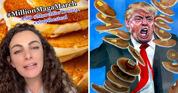 White Supremacists Make The #MillionMAGAMarch Hashtag A Thing, TikTokers Hijack It