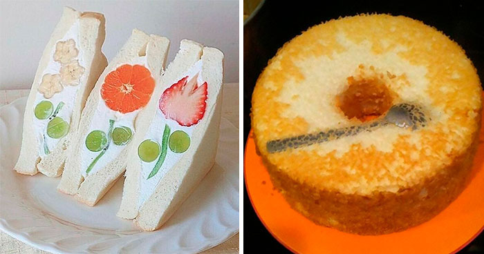 "40 Slightly Disturbing And Funny Pics Of Food Posted By ""Totally Gourmet"""