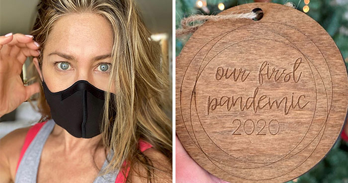 Some People Are Infuriated Over Jennifer Aniston's 'Tone-Deaf' Christmas Ornament, Others Come To Her Defense