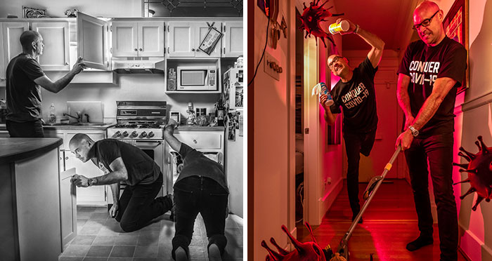 I Captured My Life During Lockdown In These 27 Surreal And Humorous Images