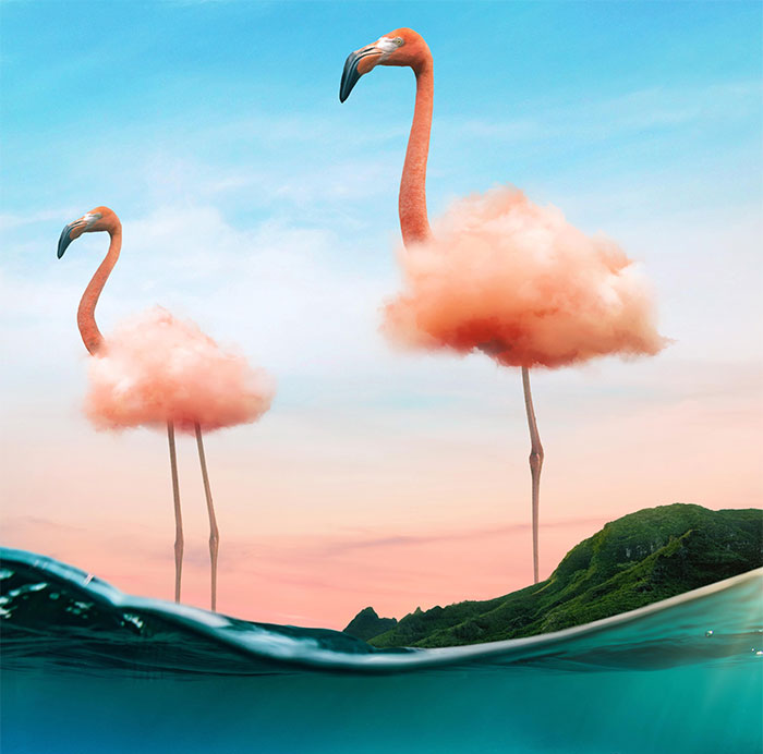 78 Surreal Digital Manipulations From The Artist Behind The Photoshop 2021 Splash Photo