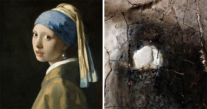 10-Billion-Pixel Panorama Reveals The Extremely Up-Close Details Of Vermeer's 'Girl With A Pearl Earring'