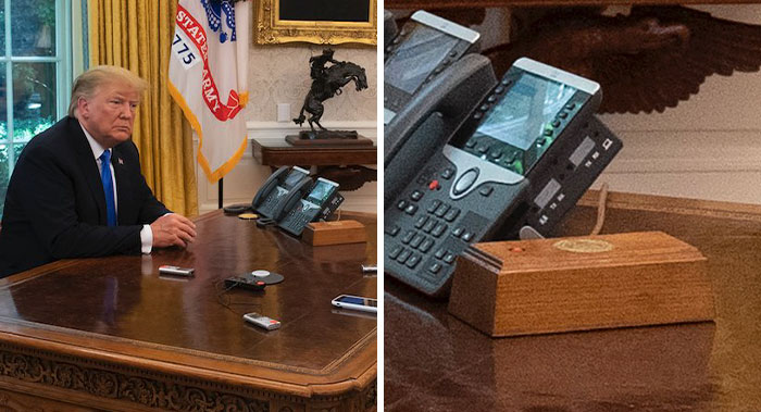 125K People On Twitter Are Cracking Up After Finding Out Biden Just Got Rid Of Trump's Diet Coke Desk Button In The Oval Office