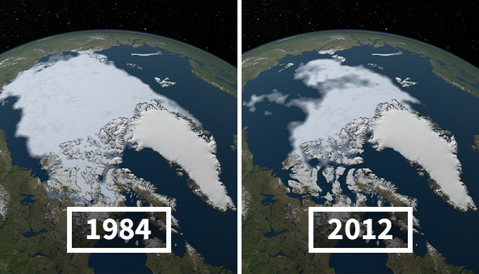 20 Images From NASA That Show How Real Climate Change Really Is
