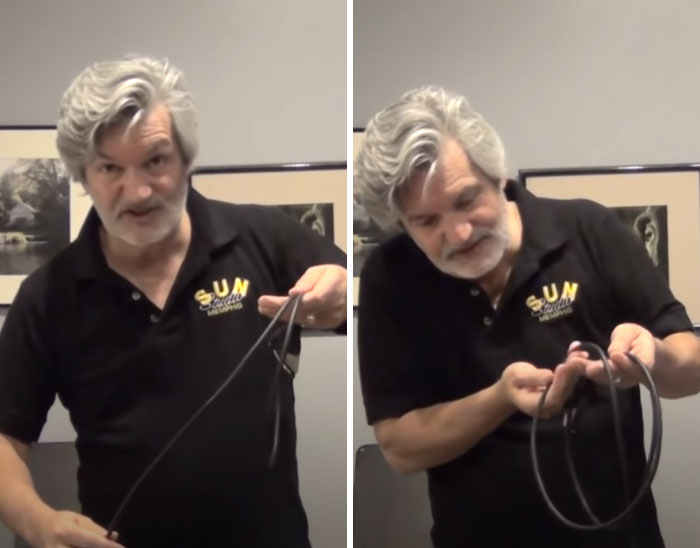 How To 'Roadie Wrap' Wires