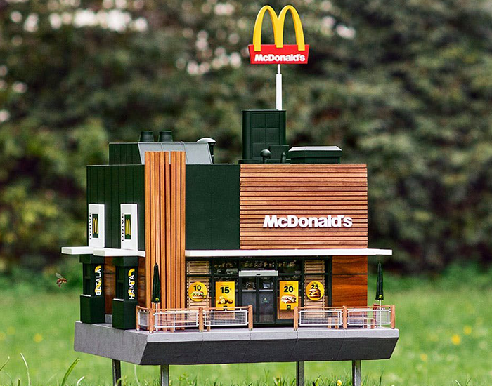 """Here Are 35 Of The Most Interesting Mcdonald's Restaurants Shared By """"Nonstandard Mcdonald's"""" Twitter Account"""