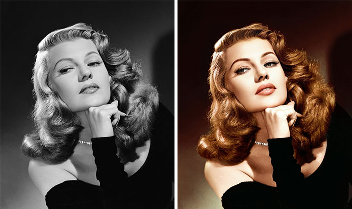 A.I. Shows What Old Hollywood Celebrities Would Look Like If They Were 'Modernized' (20 Pics)