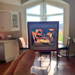 This Photographer Uses Her Dad's Old Slides To Create A Touching Visual Tribute (31 Pics)