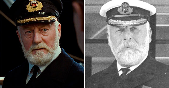 """What 19 Characters Seen In James Cameron's """"Titanic"""" Looked Like In Real Life"""