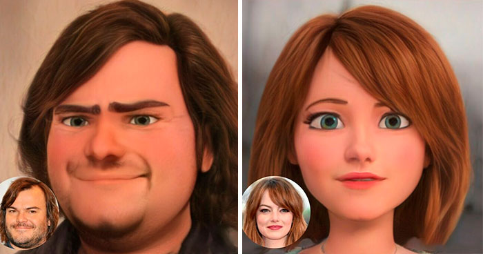 'ToonMe': This App Transforms People Into A Pixar Character (30 Pics)