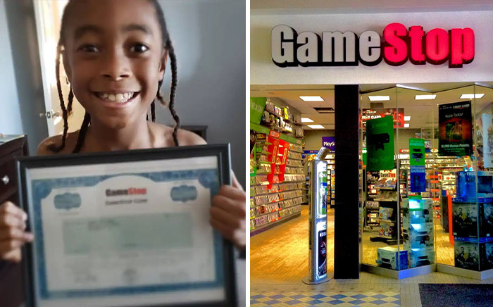 Mom Got 10 GameStop Shares For Son As Lesson About Investing, He Ends Up Earning A Small Fortune