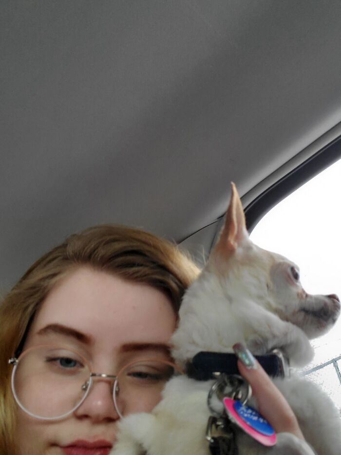 She Hates Selfies, But I Got This One While We We Went On A Bye Bye