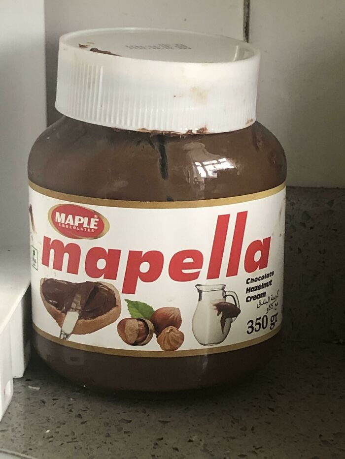 What In The Nutella