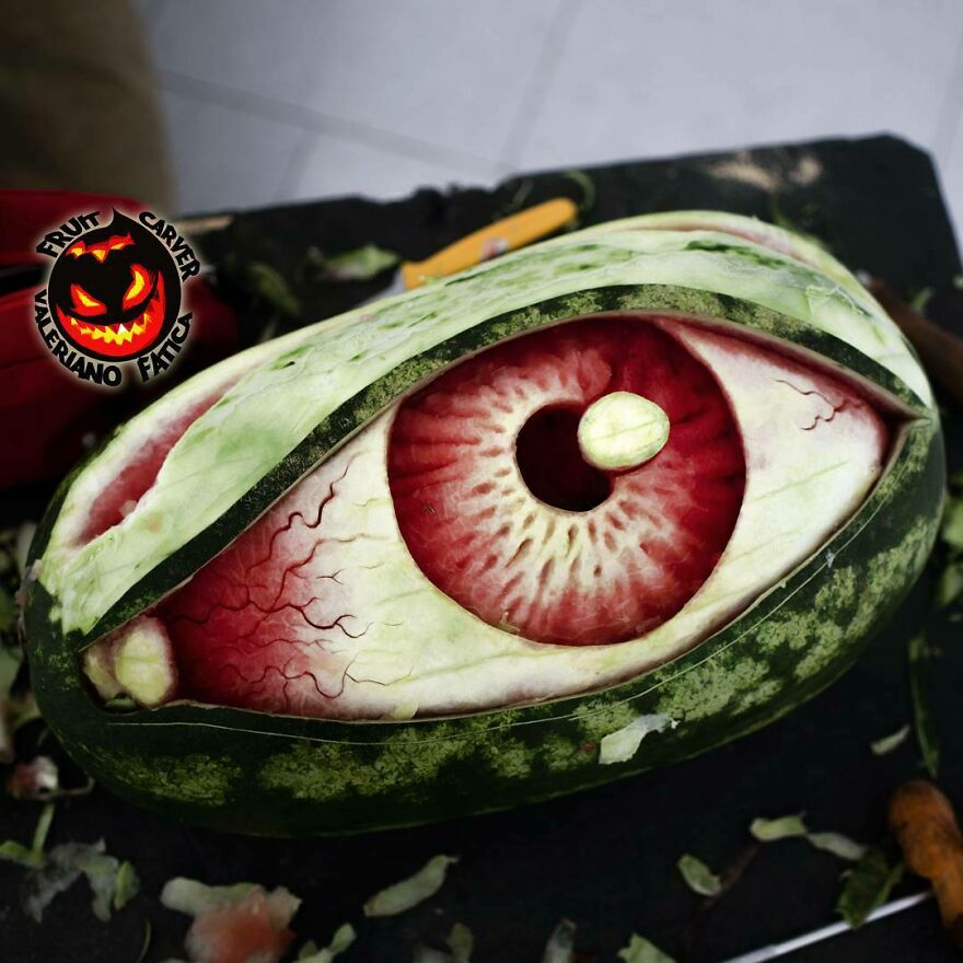 Watermelon Eye