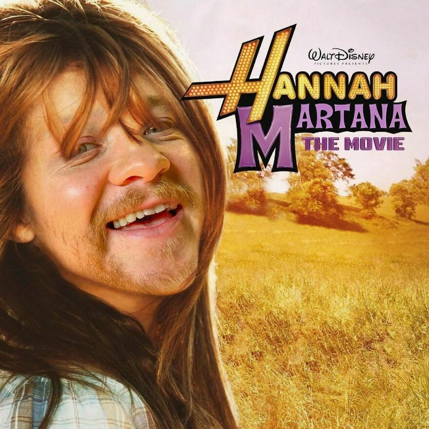 Hannah Martana: The Movie