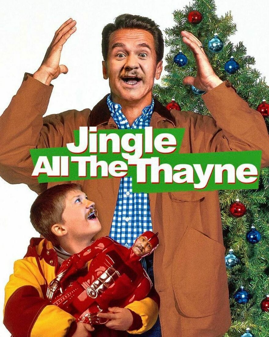 Jingle All The Thayne