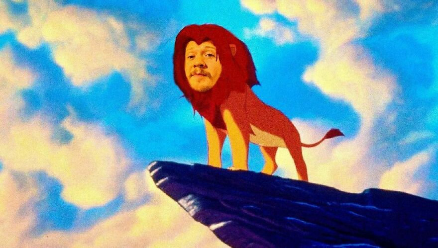 The Lion Thayne