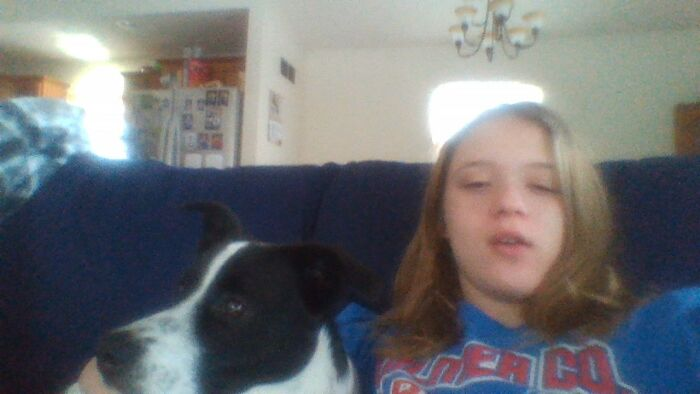 Me And My Dog Sonny
