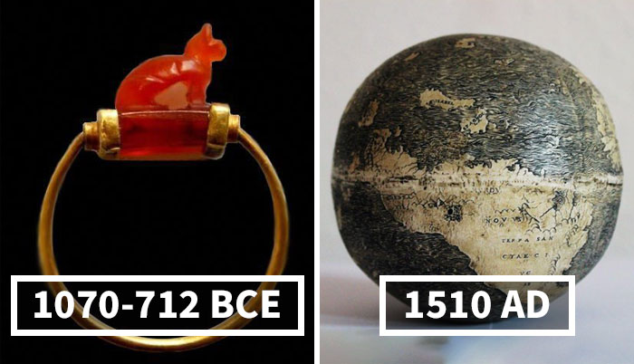 25 Very Old Human Creations That Still Surprise Us Today