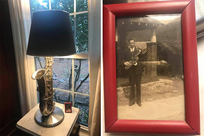 I've Wanted To Share The Story Of My Special Lamp For Some Time